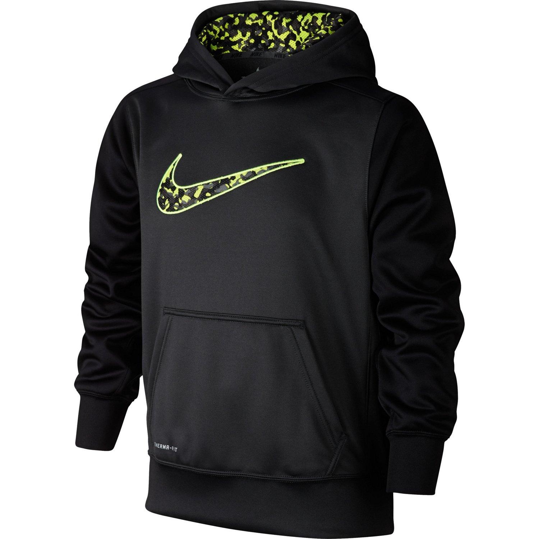 Nike Boys' KO 3.0 Appliqué OTH Hoodie
