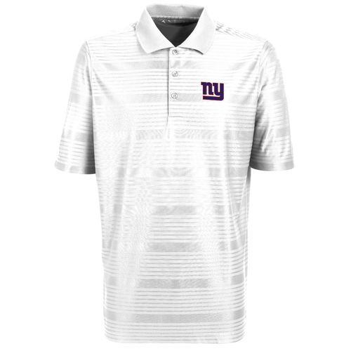 Antigua Men's New York Giants Illusion Polo Shirt