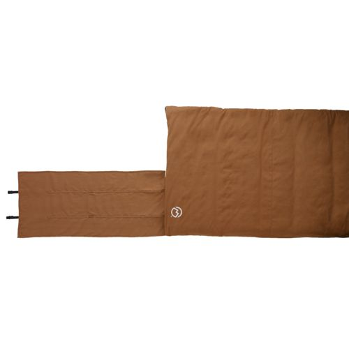 Magellan Outdoors Adults' 5 lbs Canvas Sleeping Bag - view number 4