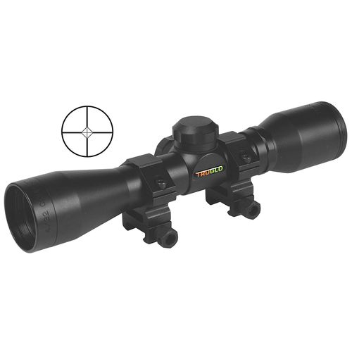 Truglo 4 x 32 Compact Shotgun Scope