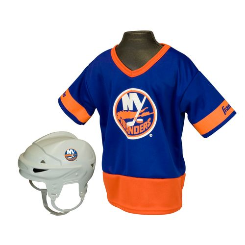 Franklin Kids' New York Islanders Uniform Set