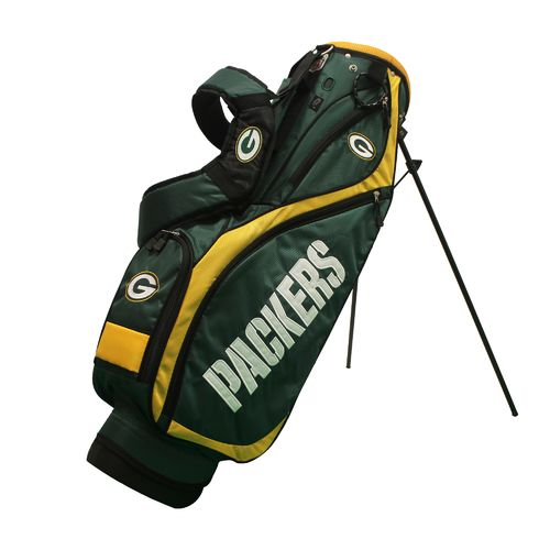 Team Golf Green Bay Packers Nassau Golf Stand Bag