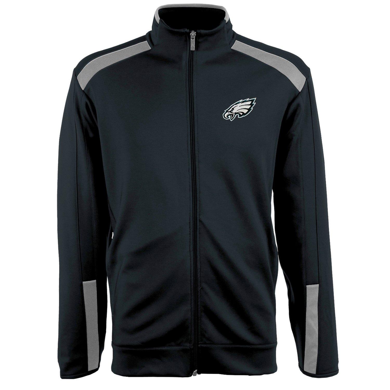 Antigua Men's Philadelphia Eagles Flight Jacket