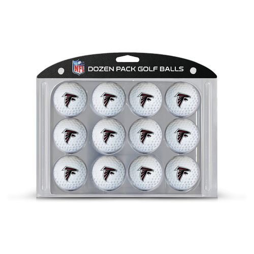 Team Golf Atlanta Falcons Golf Balls 12-Pack