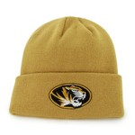 '47 Men's University of Missouri Raised Cuff Knit Hat