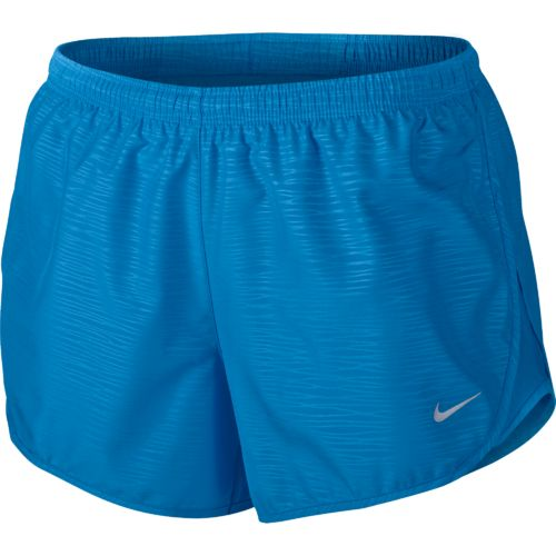 Nike Women's Modern Embossed Tempo Running Short