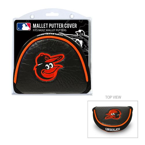Team Golf Baltimore Orioles Mallet Putter Cover - view number 1
