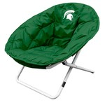 Logo Michigan State University Sphere Chair