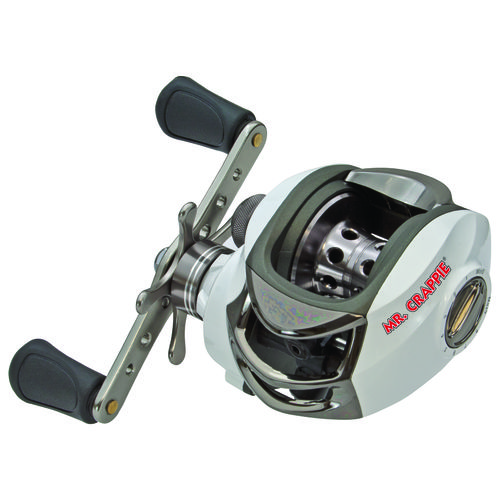 Display product reviews for Mr. Crappie® Slab Daddy® Baitcast Reel Right-handed