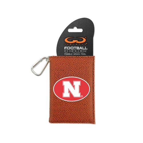 GameWear University of Nebraska Classic Football ID Holder