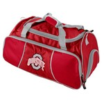 Logo Ohio State University Athletic Duffel Bag
