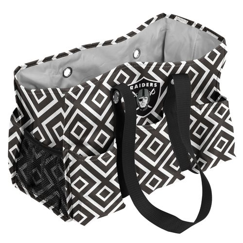 Logo™ Oakland Raiders DD Junior Caddy Tote Bag - view number 1