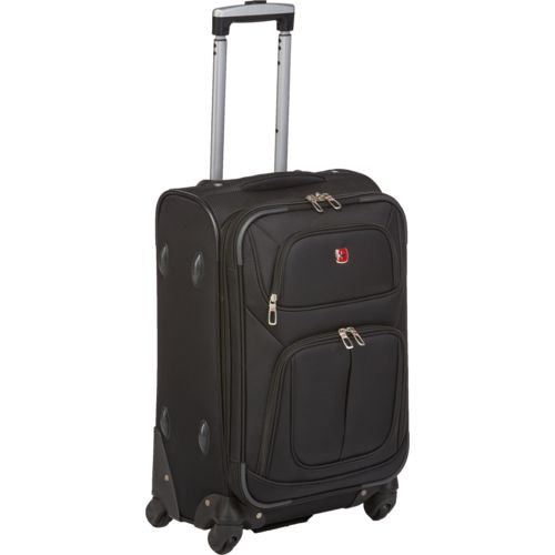 "Display product reviews for SwissGear Spinner 21"" Carry-On Bag"