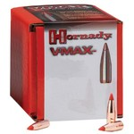 Hornady V-MAX with Cannelure .22 55-Grain Rifle Bullets - view number 1