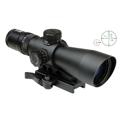 NcSTAR Mark III 3 - 9 x 42 Riflescope - view number 1