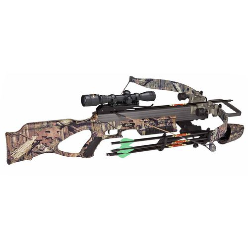 Excalibur Matrix 310 Recurve Crossbow Package