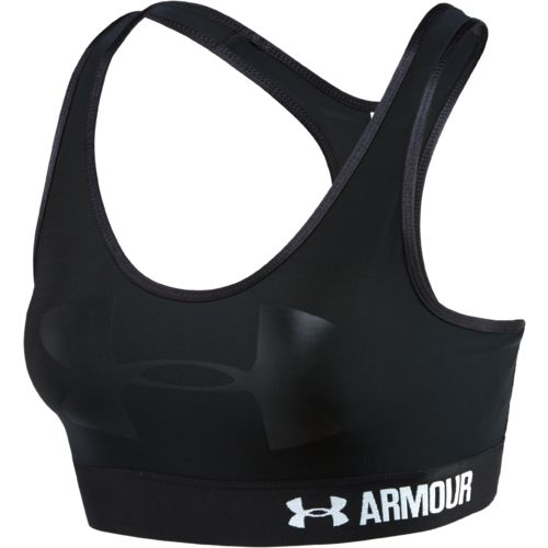 Under Armour Women's Armour Mid-Support Graphic Sports Bra