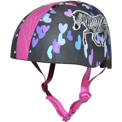 Krash Youth ZeBrokeh Bling Helmet