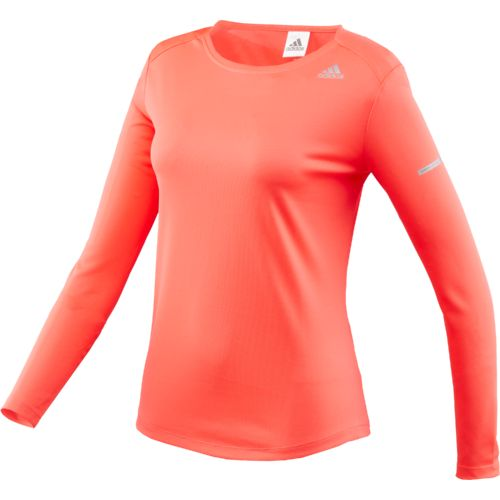 Display product reviews for adidas Women's Sequencials Money Long Sleeve Running T-shirt