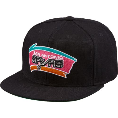 adidas Men's San Antonio Spurs Old School Cap
