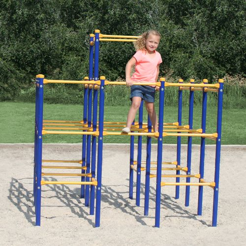 Skywalker Sports Modular Jungle Gym - view number 2