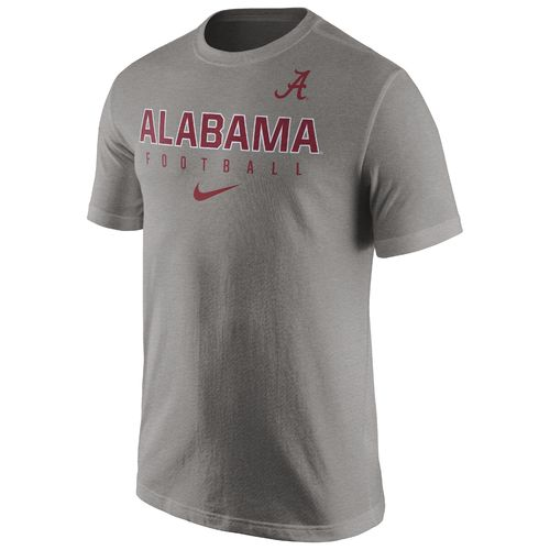 Nike Men's University of Alabama Short Sleeve Practice