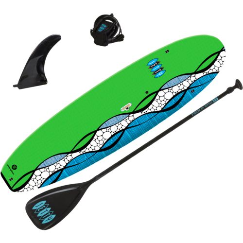 Perception Jetty 11' Stand-Up Paddleboard SUP Package