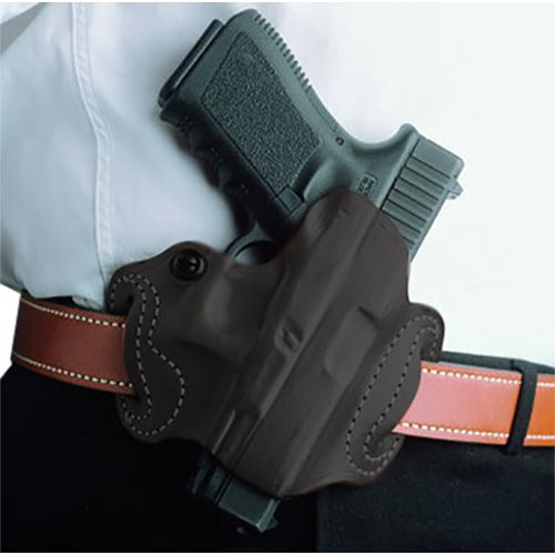 DeSantis Gunhide Thumb Break Mini Slide Springfield XD-S Belt Holster - view number 1