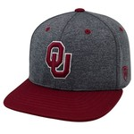 Top of the World Men's University of Oklahoma Energy 2-Tone Adjustable Cap