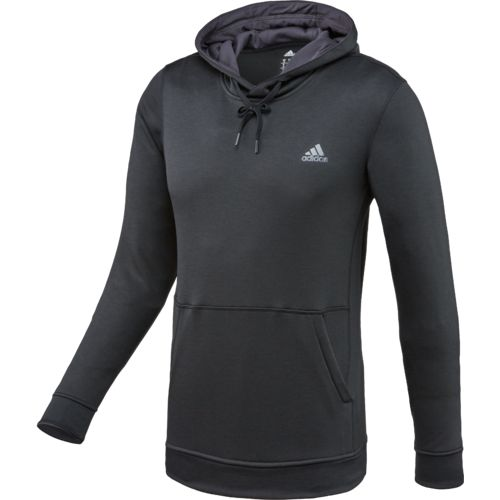 adidas™ Men's Team Issue Fleece Pullover Hoodie
