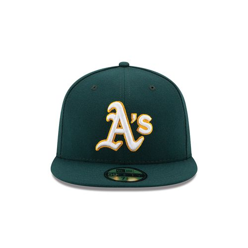 New Era Men's Oakland Athletics 2016 59FIFTY Cap - view number 5