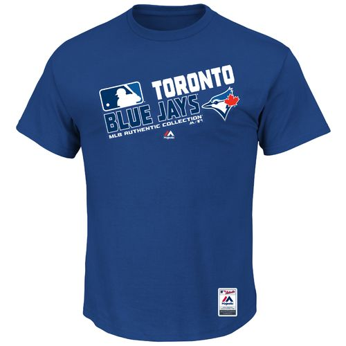 Majestic Men's Toronto Blue Jays On Field Team Choice T-shirt