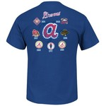Majestic Men's Atlanta Braves Last Rally T-shirt