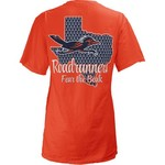 Three Squared Juniors' University of Texas at San Antonio State Monogram Anchor T-shirt