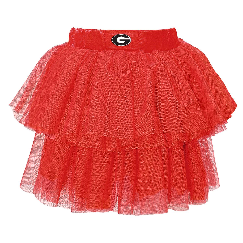 NCAA Toddler Girls' University of Georgia Team Tutu