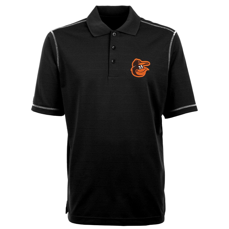 Antigua Men's Baltimore Orioles Icon Piqué Polo Shirt