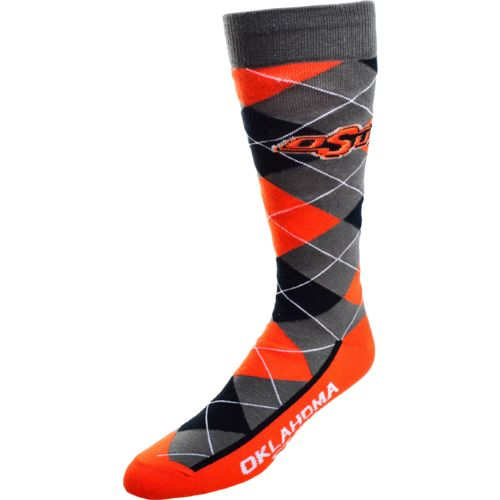 FBF Originals Men's Oklahoma State University Argyle Zoom