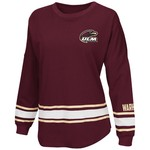 Colosseum Athletics™ Women's University of Louisiana at Monroe All Around Oversize Long Sle