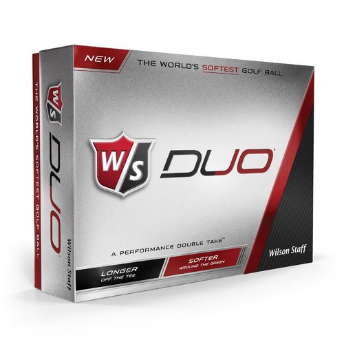 Wilson Staff DUO Golf Balls 12-Pack - view number 6