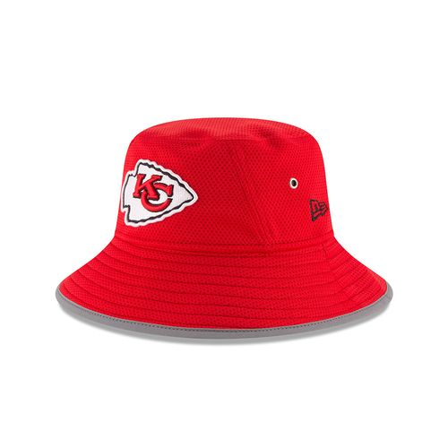 New Era Men's Kansas City Chiefs Onfield Training Bucket Hat