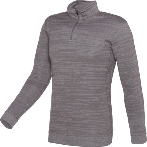 BCG Men's 1/4 Zip Sweater Fleece