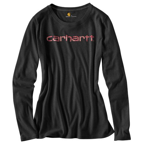 Carhartt Women's Long Sleeve Signature T-shirt