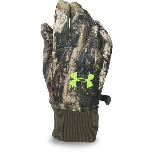 Display product reviews for Under Armour Men's UA Scent Control Armour Fleece Gloves