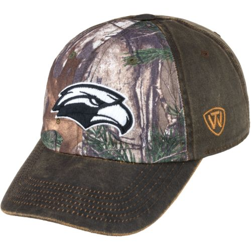 Top of the World Men's University of Southern Mississippi Driftwood Cap
