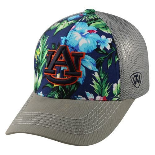 Top of the World Men's Auburn University Ocean Front Adjustable Cap