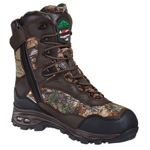 Wood N' Stream Men's Maniac Side-Zip Insulated Camo Hunting Boots - view number 1