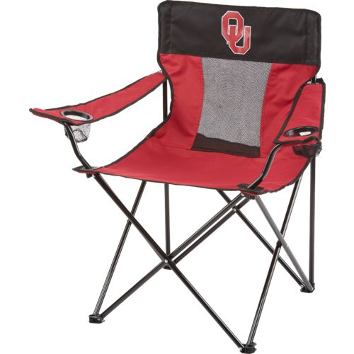Logo University of Oklahoma Elite Chair - view number 3