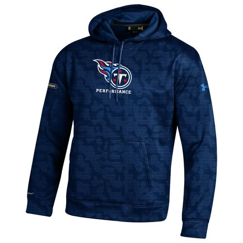Under Armour™ NFL Combine Authentic Men's Tennessee Titans Armour® Fleece Novelty Hood