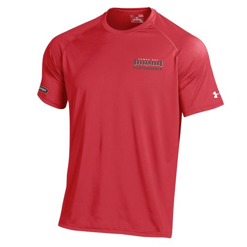 Under Armour™ NFL Combine Authentic Men's Tampa Bay Buccaneers Core Tech T-shirt