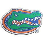 Stockdale University of Florida Laser-Cut Auto Emblem - view number 1